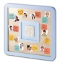 MESSAGES PRINT FRAME - Kit-uri amprenta mulaj